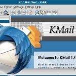 Áttérés Kmail-ról Thunderbird-re email migráció